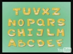 Alfabeto - Carrossel da Fantasia