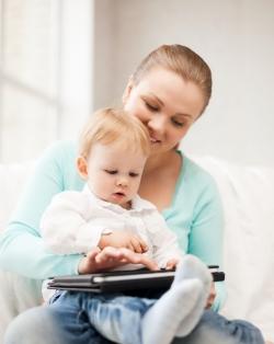 Melhores Apps para bebés e crianças até aos 3/4 anos