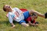 Brincar tem benefícios para a Saúde da Criança