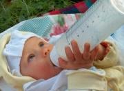 Mães seropositivas terão leite em pó Gratuito