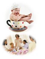 Como organizar um chá de bebé